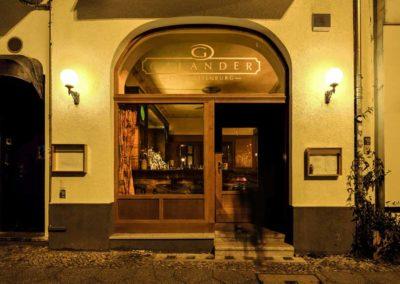 Galander Bar Berlin Charlottenburg Aussenansicht