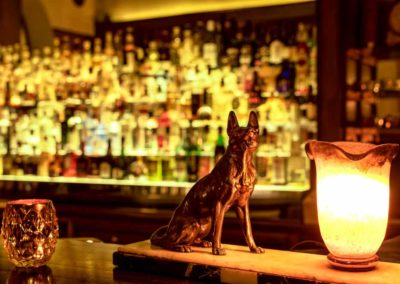 Galander Bar Berlin Charlottenburg Deko