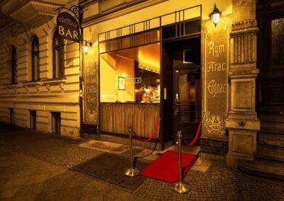 Galander Bar Berlin Kreuzberg Aussenansicht