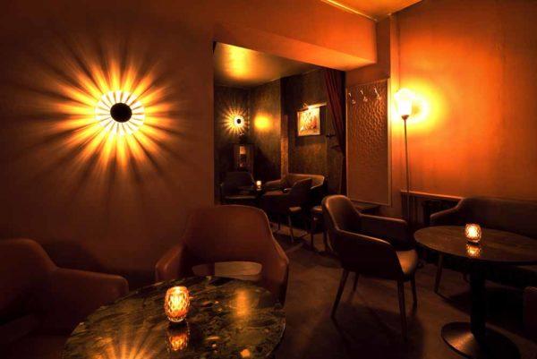 Galander Bar Berlin Kreuzberg Separee Ansicht