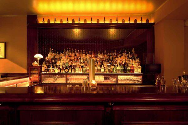 Galander Bar Kreuzberg Theke